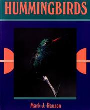 Cover of: Hummingbirds (First Books - Animals)