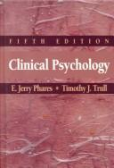 Cover of: Clinical Psychology