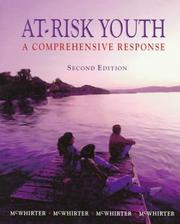 Cover of: At-Risk Youth