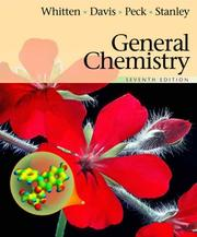 Cover of: General Chemistry Non-Infotrac Version