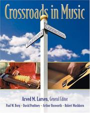 Cover of: Crossroads in Music
