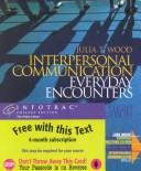 Cover of: Interpersonal Communication With Infotrac