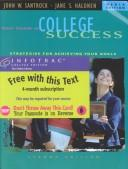 Cover of: Your Guide to College Success With Infotrac: Strategies for Achieving Your Goals