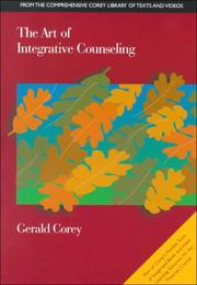 Cover of: The Art of Integrative Counseling