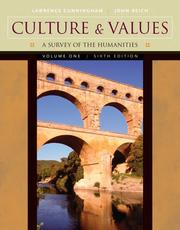 Cover of: Culture and Values, Volume I