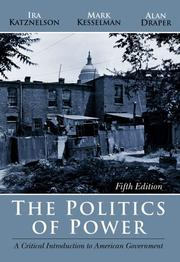 Cover of: The Politics of Power