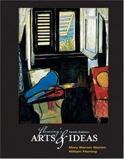 Cover of: Fleming's Arts and Ideas (with CD-ROM and InfoTrac )