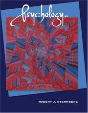 Cover of: Psychology (with CD-ROM and InfoTrac )