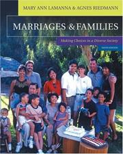 Cover of: Marriages & Families
