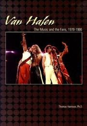 Cover of: Van Halen