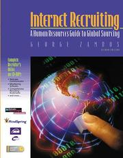 Cover of: Internet Recruiting