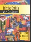 Cover of: Effective English for Colleges