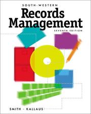 Cover of: Records Management Projects