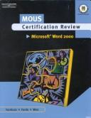 Cover of: Mous Certification Review