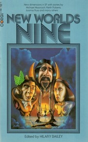 Cover of: New Worlds Nine