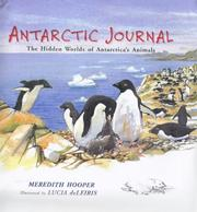 Cover of: Antarctic Journal