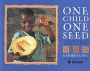 Cover of: One Child One Seed