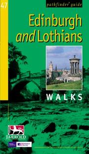 Cover of: Edinburgh and Lothians (Pathfinder Guide)