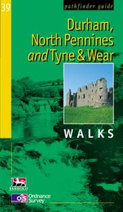 Cover of: Durham, North Pennines and Tyne and Wear (Pathfinder Guide)