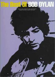 Cover of: The Best Of Bob Dylan