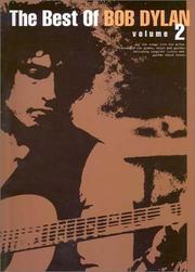 Cover of: The Best Of Bob Dylan Vol. 2 (Bob Dylan)