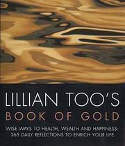 Cover of: Lillian Too's Book Of Gold X12 Cou
