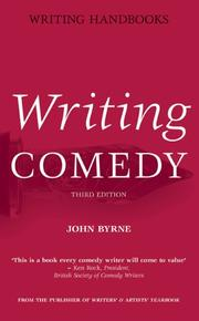Cover of: Writing Comedy