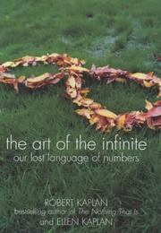 Cover of: The Art of the Infinite