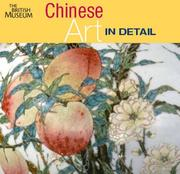 Cover of: Chinese Art in Detail