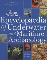 Cover of: Encyclopaedia of Underwater and Maritime Archaeology