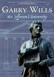 Cover of: Mr. Jefferson's University