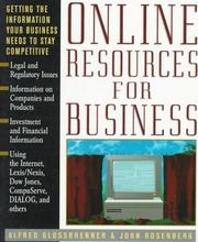 Cover of: Online resources for business