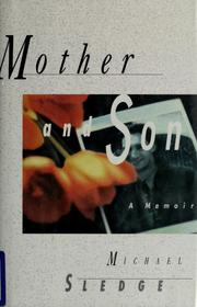 Cover of: Mother and son