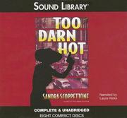 Cover of: Too Darn Hot (Sound Library)
