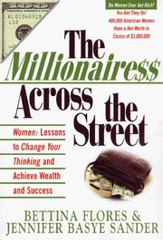 Cover of: The Millionairess Across the Street: Women