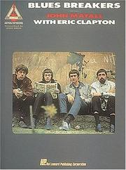 Cover of: John Mayall with Eric Clapton - Blues Breakers