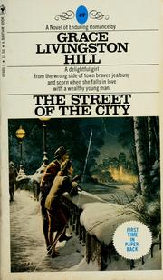 Cover of: The Street of the City