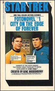 Cover of: The city on the edge of forever