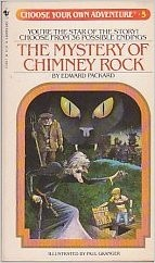 Cover of: Mystery of Chimney Rock