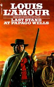 Cover of: Last Stand at Papago Wells