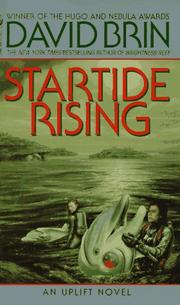 Cover of: Startide Rising (The Uplift Saga, Book 2)