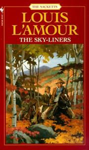 Cover of: The sky-liners