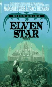 Cover of: Elven star (Deathgate Cycle, Vol. 2)