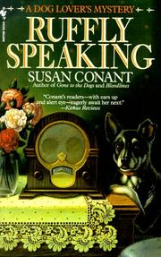 Cover of: Ruffly Speaking (Dog Lover's Mysteries)