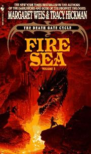 Cover of: Fire Sea