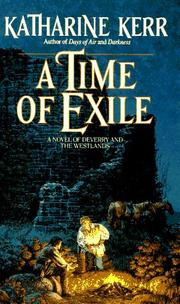 Cover of: A Time of Exile (Deverry Series, Book Five)