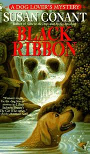 Cover of: Black Ribbon (Dog Lover's Mysteries)