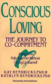Cover of: Conscious Loving