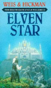 Cover of: Elven Star (Death Gate Cycle)