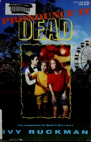 Cover of: Pronounce It Dead